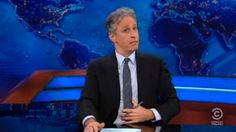 Jon Stewart rips 'Johnny Rotten Judgment' McCain and his band of Iraq war supporters