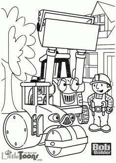 Find This Pin And More On Bob The Builder Le Bricoleur By LMI KIDS