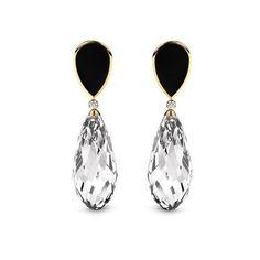 14k Rose D 0.06 ct Jaune Ou Or Blanc Pyramide Clous Boucle d/'oreille avec Diamant
