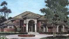 Monet House Plan - 4154