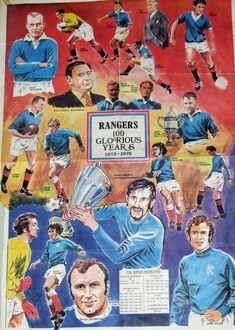 Rangers Photos 2 Rangers Football, Rangers Fc, Football Team, Soccer Teams, John Greig, Football Cards, Baseball Cards, Glasgow Scotland, Football Pictures