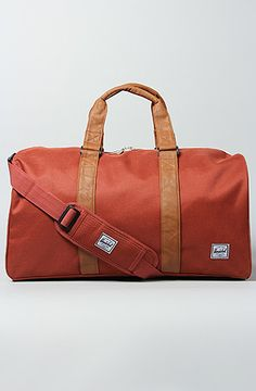 Possible duffle for Las Vegas trip. Herschel Supply Ravine.  Should qualify for Spirit Airlines 'personal item'.