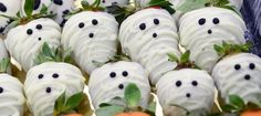 Mummy berries Mummie aardbeien
