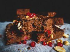 Fazolové brownies – My Healthy Moment