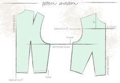 How To Correct Armhole Balance - Madalynne - The Cool Patternmaking and Sewing Blog