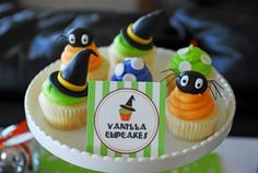 Halloween cupcakes #halloween #cupcakes #desserts #treats