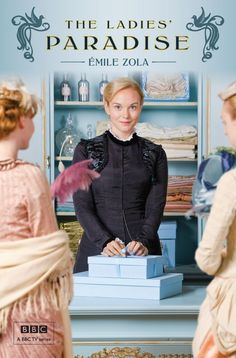 The Paradise is BBC TV costume drama series. Premiered on BBC One on 25 Sep Adaptation of the novel Au Bonheur des Dames by Émile Zola relocating the story to North East The Paradise Bbc, Films Netflix, Bon Film, Masterpiece Theater, Bbc Drama, Drama Tv, Romantic Period, Bbc Tv Series, Home Theatre