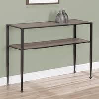transitional sofa back table - Google Search