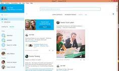 Skype 6.21.85.104 Updated look   Skype 6.21.85.104 on 11th Oct 2014 for desktop, Outlook;  Xbox & Skype for Windows 8   Scoop.it