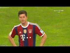 Robert Lewandowski Debut vs MSV Duisburg • Individual Highlights HD 720p...
