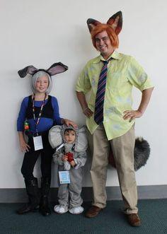 Zoomania Judy Hopps Kostüm selber machen   Kostüm Idee zu Karneval, Halloween & Fasching