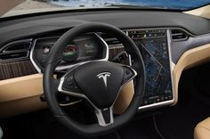 The big three auto makers should be very nervous. Tesla is looking to get into driverless vehicles in a big way.