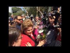 RS Notícias: Dilma Rousseff vai votar em Porto Alegre e teve pa...