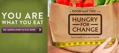 Hungry for Change exposes the hidden traps set by the diet and weight-loss industries. Learn how to detox effectively and eat right for a healthy body and a more vibrant YOU. Watch this provocative documentary FREE on Gaiam TV with your 10-day trial.
