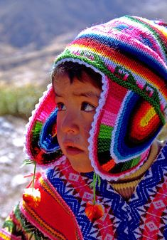 Peru – Canyon del Colca www. – Aranwa Hotels – Join the world of pin Beautiful Children, Beautiful Babies, Beautiful World, Beautiful People, We Are The World, People Around The World, Folk Costume, Costumes, Inka