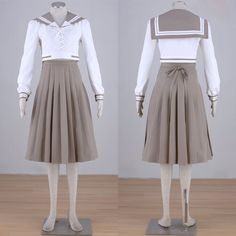 The most awesome Sailor Moon costumes online. Shoes, wigs, tiaras and accessories. For Halloween and other occasions. Sailor Jupiter Cosplay, Sailor Moon Costume, Sailor Moon Outfit, Sailor Dress, School Uniform Dress, School Uniforms, Cosplay Costumes, Cosplay Ideas, Costume Ideas