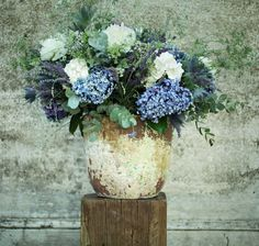 #bluehues for the #flowers by #dordasflowers