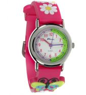 3D Butterfly watch Kids Outfits, Butterfly, 3d, Watches, Leather, Wristwatches, Kids Fashion, Clocks, Butterflies