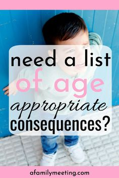 Need a List Of Appropriate Consequences for Bad Behavior? Have a list of age appropriate consequences for kids ready to go for when you need it. These child discipline ideas are good parenting to stop child behavior problems. Child Behavior Problems, Kids Behavior, Behavior Consequences, Discipline Quotes, Positive Discipline, Discipline Charts, Behavior Quotes, Communication Quotes, Positive Behavior