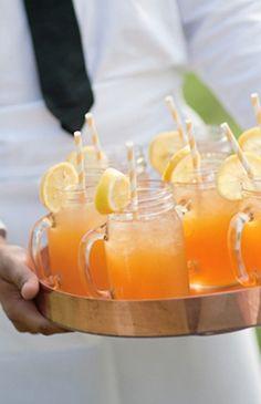 Signature Passed Cocktails