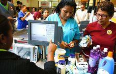 """Asombroso: creador del sistema biométrico denuncia plagio """"chimbo"""" del gobierno El 9 de Marzo 2013 en San Cristóbal en el marco de las mesas de diálogo y Paz fue presentado al Ministro de alimentación el proyecto. ..."""