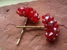 Converted vintage Bobby Pin by Tootsiejos on Etsy, $12.00
