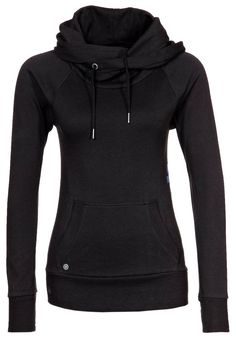 Bench  Bench CLASSIC - Hoodie - black