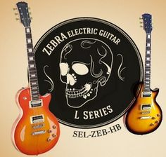 New Series from Electric Guitars STAGG