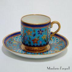 Minton 1871 Vintage Coffee Cups, Vintage Tea, Cute Cups, Fun Cup, Coffee Cups And Saucers, Tea Cup Saucer, Porcelain Ceramics, China Porcelain, Mugs