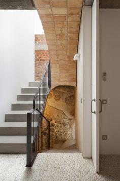 Casa Friedman, La Escala #staircases