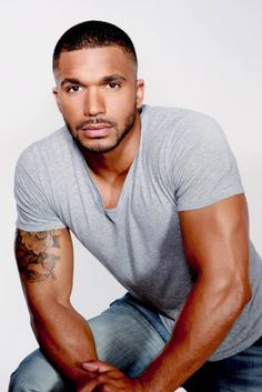 Tyler Lepley plays Benny, the son of maid Hanna on Tyler Perry's juicy new OWN drama.