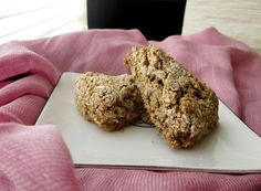 Oatmeal Cookie Scones | The Pancake Princess ✿ ✿
