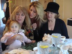 Family girls go to tea English, Tea, Girls, Toddler Girls, Daughters, Maids, English Language, Teas