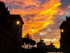 Via Nazionale, Roma.