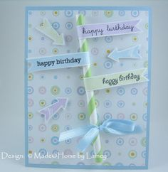 Made@Home: Happy Birthday Banners