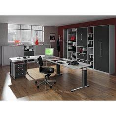 Du magst dein #Büro #modern und #stylisch? Dann empfiehlt #büroshop24 das #Möbel-Programm #Hyper.