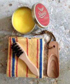 Need an oldfashion shoeshine?