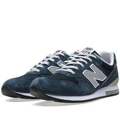 BP9B Sneakers Running New Balance (NB) MRL996AN Heren Marine Grijs,Good quality!You are worthy to wear it .