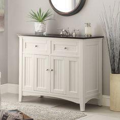 Bathroom Vanity   Thomasville 42 Inch Vanity CF47532GT  42 Inch Bathroom Vanity