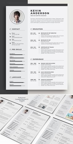 5 Page Resume / CV. resume template for word, resume idea, pretty resume, work r… 5 Page Resume / CV. resume template for word, resume id. Resume Layout, One Page Resume, Job Resume, Resume Work, Resume Ideas, Cv Ideas, Student Resume, Resume Tips, Resume Examples