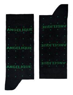•Naam sokken dames. •Maat 36-40 •Kleur, zwart - assortiment gekleurd •80% katoen 15% polyamide 5% elastane www.mysok.nl