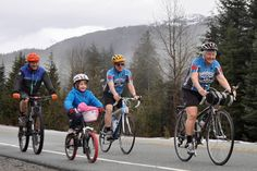 The Winter family founded Cycleventures, a locally based company that helped pioneer cycle tours in Europe and abroad.