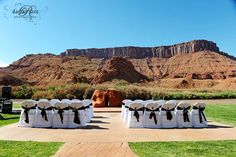 Wedding in Moab, Utah! This is awesome!