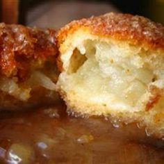 Country Apple Dumplings~yummy!!