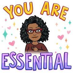 Black Girls Rock, Black Girl Magic, Monday Blessings, Girl Emoji, Cute Cartoon Images, Emoji Pictures, You Go Girl, Beautiful Day, Thursday