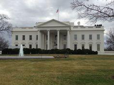 The White House. Washington DC.