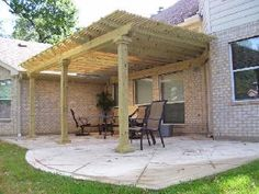 outdoor covered patio - Google Search
