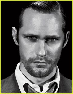 alexander skarsgard... sigh. so in love.