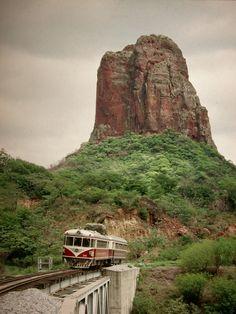 Muela del Diablo, Santa Cruz, Bolivia.