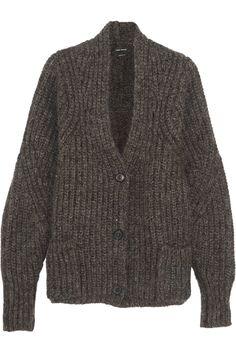 Isabel Marant|Franckcoat knitted cardigan|NET-A-PORTER.COM